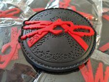 300 SPARTAN - LEONIDAS -  SHIELD 3D PVC PATCH - BLACK