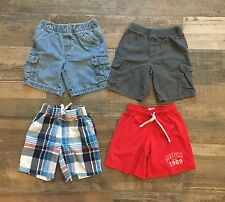 Lot Size 4 Boys Shorts Childrens Place Tough Skins Mix & Match Jumping Beans
