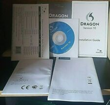 Nuance Dragon NaturallySpeaking 10 Speech Recognition Software. No Headset.
