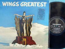 Wings ORIG OZ LP Wings greatest NM '78 Capito P256 Paul mcCartney Beatles