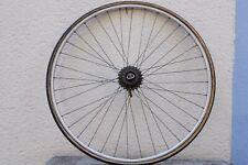 vintage Rennrad Laufrad Vorderrad 28 Zoll Rigida Pro Campagnolo Gran Sport 50er