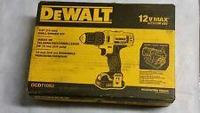DeWalt Drill Driver Kit 12 Volt