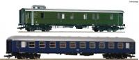 Roco 74098 HO Gauge Edition DB Express Coach Set (2) III