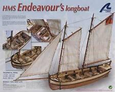 Artesania Latina 1/50 HMS Endeavour's Longboat # 19015