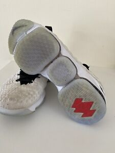 Mens Nike Lebron XV15 White Black US12.5 AO2363-100