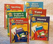 Pack Of 6 Practice Makes Perfect Resource Books for 2nd Gr