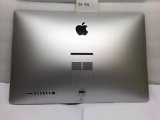 """Apple iMac A1312 recinto 27"""" Posteriore Cover Custodia in alluminio 922-9166 fine 2009"""