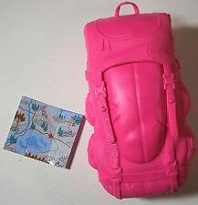 1x Un Original Barbie MATTEL made to move Camping fun sac à dos A. Konvult