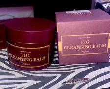 [I'M From] Fig Cleansing Balm 100ml / 3.38 Fl Kbeauty - Nib