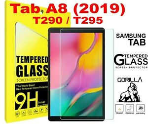 TEMPERED GLASS Screen Protector for Samsung Galaxy Tab A 8.0 2019 (SM-T290/T295)