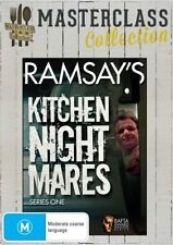 GORDON RAMSAY - RAMSAY'S KITCHEN NIGHTMARES - SERIES 1 (DVD) NEW!!! SEALED!!!