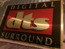 DTS Home Cinema Sign Version 2