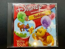 Disney Winnie the Pooh Program Manual (Toddler) w/ Free Shipping