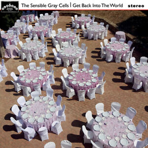 The Sensible Gray Cells  - Get Back Into The World - NEW CD  Captain Sensible
