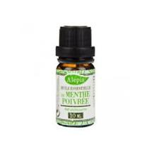 Huile Essentielle De Menthe Poivrée Bio Bien-être Naturelle Anti-Douleur Parfumé