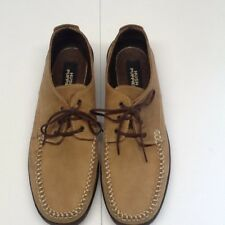 HUSH PUPPIES Tannish Brown Suede Leather Lace Up Oxford shoes 9