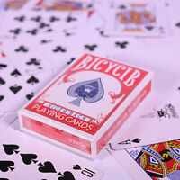 SECRET MARKED POKER SEE THROUGH PLAYING CARDS DECK TOYS MAGIC TRICKS SUPPLIES l
