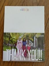 Brand New LuLaRoe Thank You Cards And Pop Up Sign In Sheets