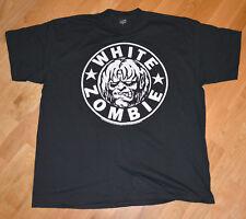 RaRe *1990's WHITE ZOMBIE* vintage rock concert t-shirt MINT (XL) 1995 TOUR Rob