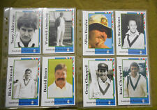 #T80. SET(50)  CRICKET POSTCARDS, EARLY 2000s