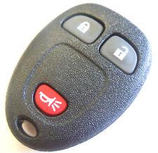 car remote 2009 fits Pontiac Montana keyless entry alarm control transmitter fob