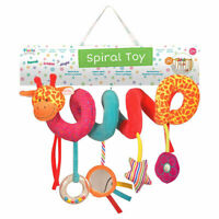 Giraffe Spiral Toy - Great Pram and Pushchair Toy