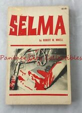 1965 Selma Robert M Mikell Racial Uprising Alabama Black Americana
