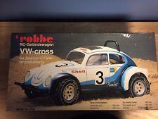 ROBBE VW BUG - RC GELANDEWAGEN VINTAGE RC VW-CROSS