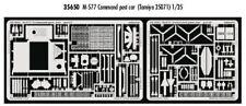 Eduard 1/35 M577 puesto de mando coche para Tamiya Kits # 35650