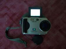 Sony Cyber-Shot DSC-S50 2,1 MP Digitalkamera - Silber