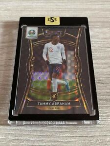 Panini Select Euro 2020 Preview - Unlimited Potential Tammy Abraham RC **1 OF 1*