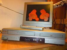 VIDEOREGISTRATORE HITACHI DV-PF6E DVD/ VHS COMBO VCR + TELECOMANDO