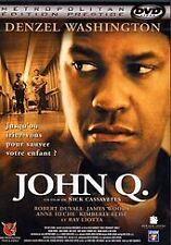 DVD *** JOHN Q *** NEUF SOUS CELLO