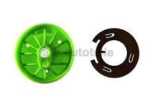 Heckscheibenwischer Motor Wischermotor Reparatursatz für Audi A3 NEU