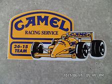 AUTOCOLLANT CAMEL RACING SERVICE   J3
