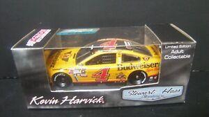 VERY RARE Kevin Harvick 2015 Budweiser GOLD #4 SHR Chevy SS 1/64 NASCAR