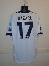 Chelsea Away Shirt 2012-2013 Hazard 17 2xl Men's #1294
