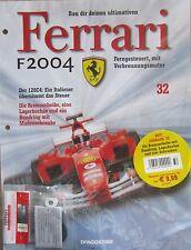 FERRARI f2004/KYOSHO/MODELLISMO/DeAgostini/output 32/neu OVP