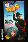 Vintage 1989 Spectra Star YOS Freddie Krueger YoYo New A Nightmare on Elm Street