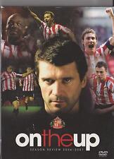 SUNDERLAND ON THE UP SEASON REVIEW 2006 - 2007 DVD FOOTBALL