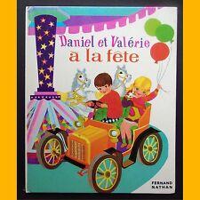 DANIEL ET VALÉRIE À LA FÊTE Noëlle Brun Lise Marin 1977