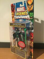 MOC Marvel Legends Showdown Dr. Doom Booster Pack Toy Biz  2005