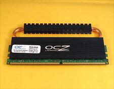 OCZ Reaper 2GB PC2 8500 8500U 1066MHz w/Copper HS DDR2 OCZ2RPR10664GK