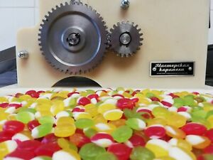 Drop Roller Candy with electric drive