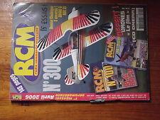 $$1 Revue RCM N°300 PLans encartes DR400 et ASK 21  electrique  Gee Bee  Dancer