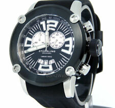 STUHRLING 612.33161 SWISS MADE CHRONOGRAPH 48mm *SUPER CLEARANCE SALE*
