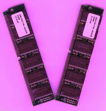 128MB MEG 2x 64 SAMPLER MEMORY RAM SIMM UPGRADE KIT ROLAND KURZWEIL EMU E-mu NEW