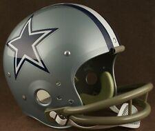 DALLAS COWBOYS 1967-1982 NFL Riddell TK Suspension Football Helmet