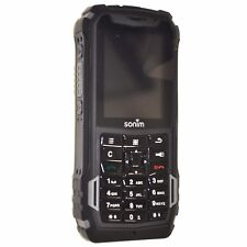 BNIB Sonim XP5 XP5700 4GB Gray Rugged IP68 Factory Unlocked Tough 4G/LTE Simfree