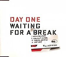 Day One Maxi CD Waiting For A Break - Europe (VG+/M)